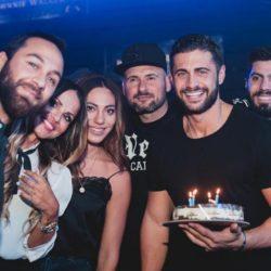 Ο Κωνσταντίνος Βασάλος γιόρτασε τα γενέθλια του στον Αργυρό με τους συμπαίκτες του από το Survivor