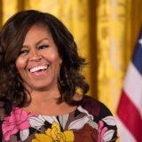 Η αντίδρασή της Michelle Obama όταν έφαγε… σουβλάκια