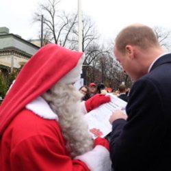 Πρίγκιπας George: Δείτε το γράμμα που έγραψε στον Άγιο Βασίλη και το δώρο που του ζήτησε