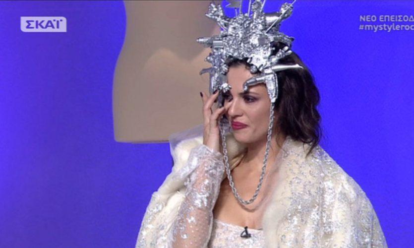 Η Ραμόνα Βλαντή είναι η νικήτρια του My Style Rocks!
