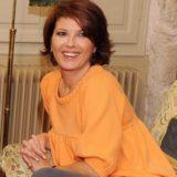 Δείτε την Σοφία Αλιμπέρτη να ποζάρει στην Πάρο με τους γιους της