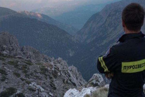 Θρίλερ με δύο τραυματισμένους ορειβάτες στον Όλυμπο – Επιχείρηση διάσωσης με ελικόπτερο