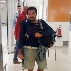 Nomads: Επέστρεψε στην Ελλάδα ο Λευτέρης Παρασκευάς