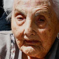 Πέθανε η γηραιότερη γυναίκα στην Ευρώπη