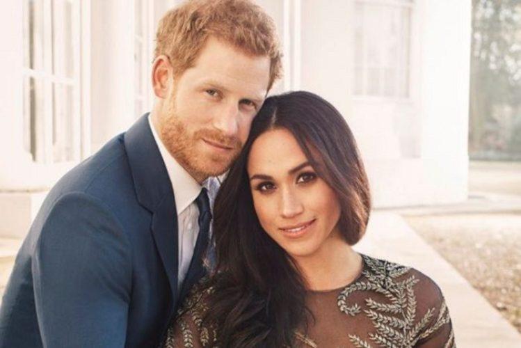 Ταινία ο έρωτας πρίγκιπα Harry και της Meghan Markle!