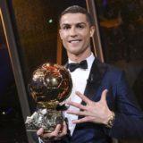 Τη Χρυσή Μπάλα κέρδισε για 5η φορά ο Cristiano Ronaldo