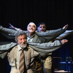ΗΡΩΕΣ: Δύο χρόνια πετυχημένων παραστάσεων, 12 τελευταίες παραστάσεις!