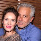 Χάρης Χριστόπουλος: Απόδραση με την σύντροφο του
