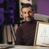 Στέλιος Κουδουνάρης: «Δεν με φαντάστηκα ποτέ στην τηλεόραση..»