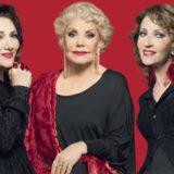 Μαρινέλλα, Ελένη Βιτάλη και Γλυκερία στο Γκάζι Live