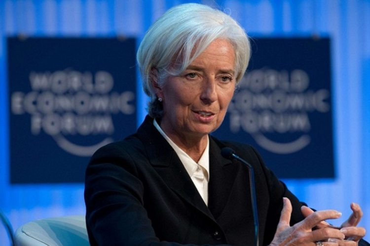 «Πέθαναν» την Christine Lagarde