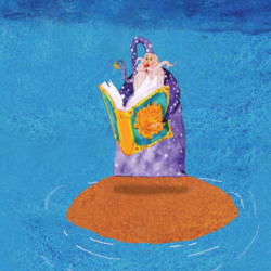 Ο Μερλίνος ο Μάγος και το νησί των Ποιητών - Μουσικό παραµύθι