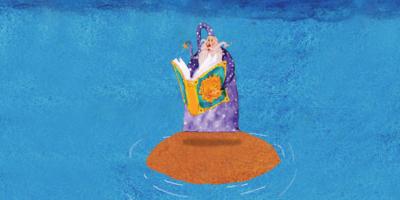 Ο Μερλίνος ο Μάγος και το νησί των Ποιητών – Μουσικό παραµύθι