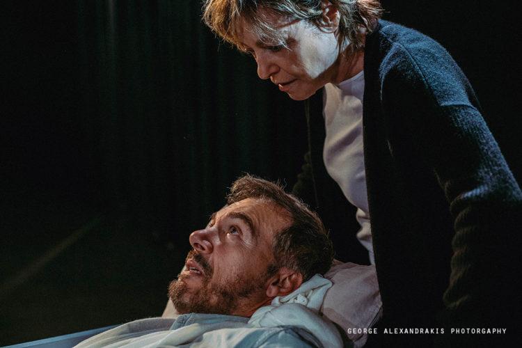 Το Μisery του Στίβεν Κινγκ στην σκηνή του Ιλίσια Βολανάκης