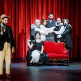 Επίσημη πρεμιέρα για την παράσταση «Υπηρέτης δύο Αφεντάδων»