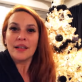 Η Σίσσυ Χρηστίδου μας δείχνει πώς στόλισε το σπίτι της για τα Χριστούγεννα!