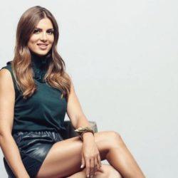 Η Σταματίνα Τσιμτσιλή ανακοίνωσε την εγκυμοσύνη της on air