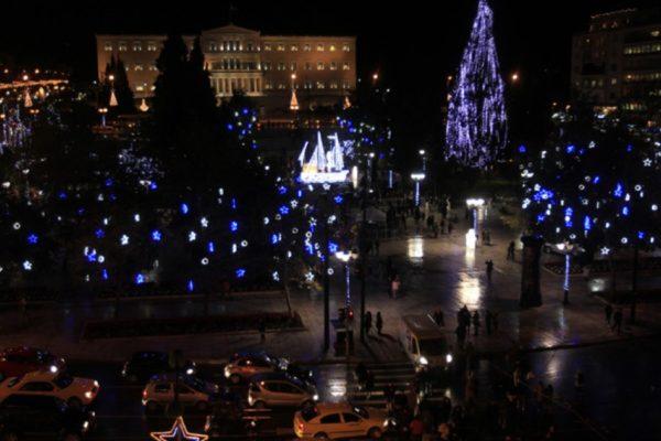Περισσότερες από 200 χριστουγεννιάτικες εκδηλώσεις στον Δήμο Αθηναίων