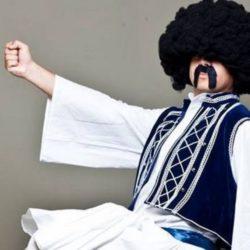 Ο Τσολιάς της Ελληνοφρένειας «καρφώνει» τον Alpha και τον Δήμο Βερύκιο