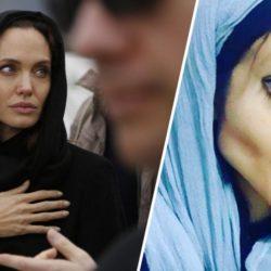 Ιρανή έχει κάνει 50 πλαστικές για να γίνει Angelina Jolie