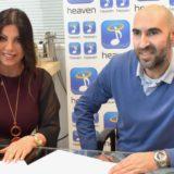 Άντζελα Δημητρίου: Η Νο1 λαϊκή φωνή της Ελληνικής δισκογραφίας υπέγραψε αποκλειστικό συμβόλαιο με την Heaven Music