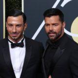 Ο Ricky Martin με τον σύντροφο του Jwan παντρεύτηκαν
