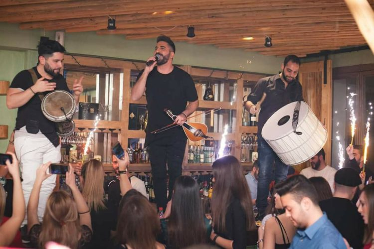 """Κάθε Τετάρτη """"Γίνεται της Κρήτης"""" ξεσηκώνει ο Μιχάλης Ματζίρης στην Θεσσαλονίκη"""