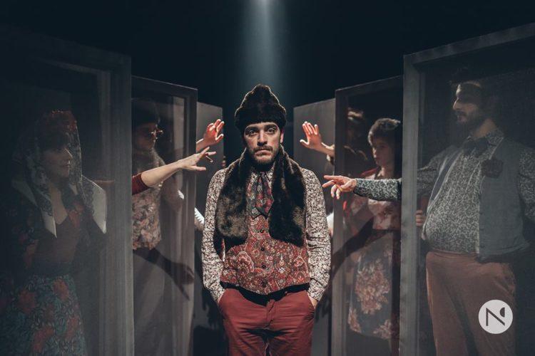 ГЛУМ | Παράταση παραστάσεων στο θέατρο 104