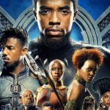 CHARACTER POSTERS ΓΙΑ ΤΟ «BLACK PANTHER»