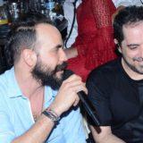 Ο Πάνος Μουζουράκης διασκέδασε στον Μάκη Δημάκη (βίντεο)