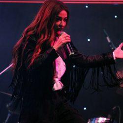 Εντυπωσιακή συναυλία στο Περιστέρι για την Ελένη Φουρέιρα