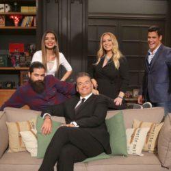 Η Νικολέττα Ράλλη μιλάει για το «κόψιμο» του Late Night