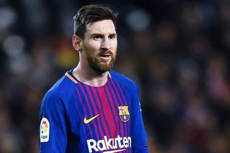 Με τρεις μήνες αποκλεισμό τιμωρήθηκε ο Lionel Messi