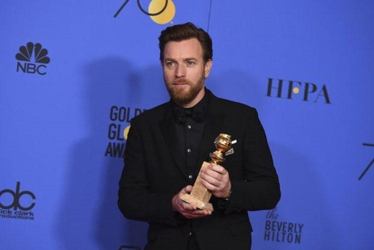 Χρυσές Σφαίρες: Ο Ewan McGregor ευχαρίστησε την Ελληνίδα πρώην του και τη νυν αγαπημένη του!