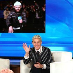 Δείτε το επικό δώρο του Justin Timberlake στην Ellen DeGeneres για τα γενέθλια της