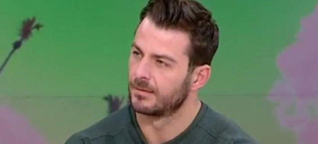 Ο Γιώργος Αγγελόπουλος μιλάει για το βιβλίο που γράφει και την απόφασή του να παίξει στο «Τατουάζ»