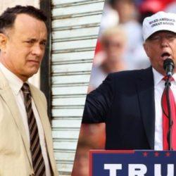 O Tom Hanks είπε «όχι» στον Donald Trump για τη νέα του ταινία