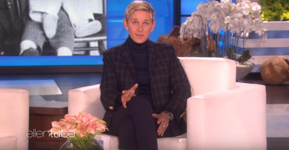 Τα συγκινητικά λόγια της Ellen DeGeneres για τον πατέρα της που έφυγε από τη ζωή