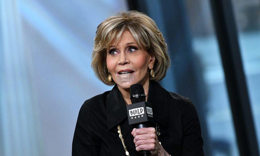 Η Jane Fonda μιλάει για την αφαίρεση του καρκινώματος στα χείλη της