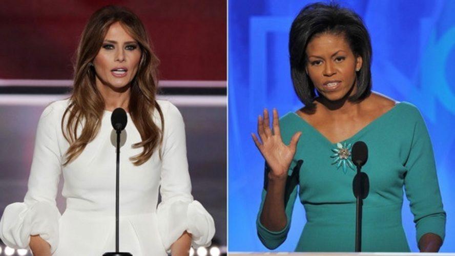 Thom Browne: Μετά τη Michelle Obama ετοιμάζεται να συνεργαστεί με τη Melania Trump
