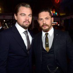 O Tom Hardy έκανε tattoo το όνομα του Leonardo DiCaprio