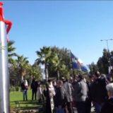 Έκαναν αγιασμό για να… ξορκίσουν το άγαλμα Phylax του Παλαιού Φαλήρου