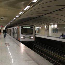Αυτοί είναι οι έξι σταθμοί του μετρό που θα είναι κλειστοί την Κυριακή