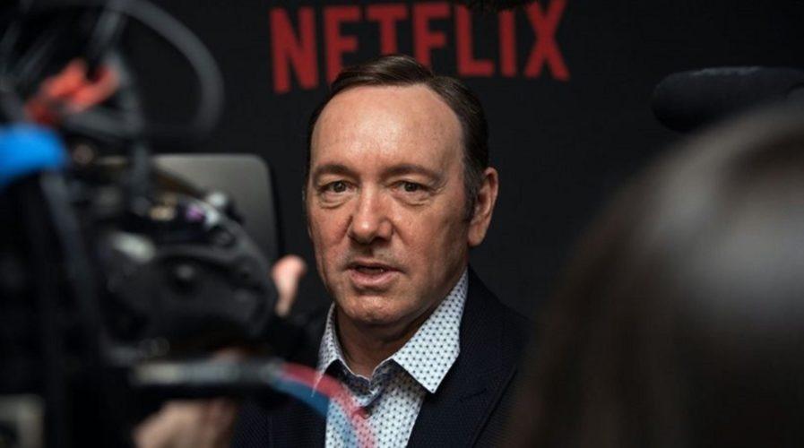 To Netflix έχασε 39 εκατ. δολάρια εξαιτίας του Kevin Spacey