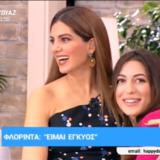 Έγκυος η Φλορίντα Πετρουτσέλι
