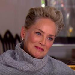 Δείτε την Sharon Stone να ποζάρει με μαγιό στα 62 της και να εντυπωσιάζει