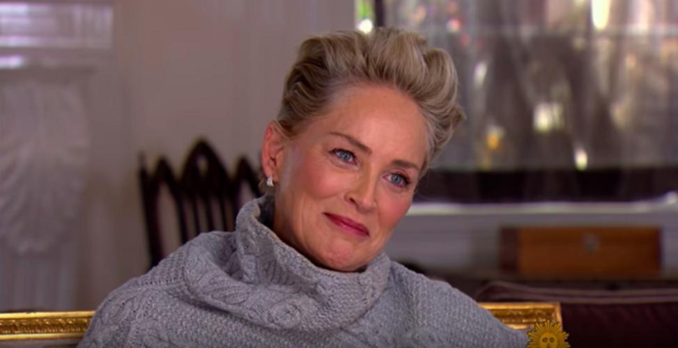 Η Sharon Stone γράφει τα απομνημονεύματά της χωρίς συστολή