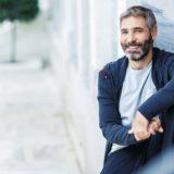 """Θοδωρής Αθερίδης: """"Πιο ευτυχισμένος αισθανόμουν στην ερωτική πράξη"""""""