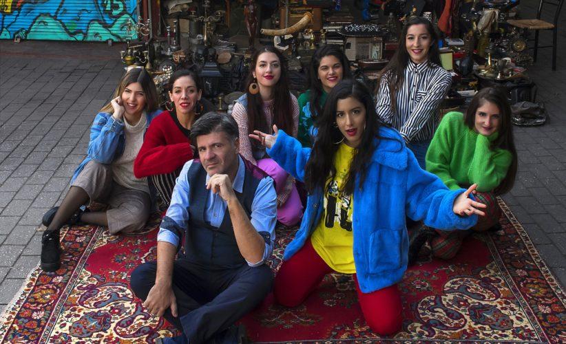 Φοίβος Δεληβοριάς |  Μαρίνα Σάττι και Fonέs στο Passport Κεραμεικός