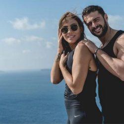 Η Ευρυδίκη Βαλαβάνη αποκαλύπτει πώς έγιναν ζευγάρι με τον Κωνσταντίνο Βασάλο